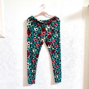 Nightmare before Christmas Lularoe tall leggings